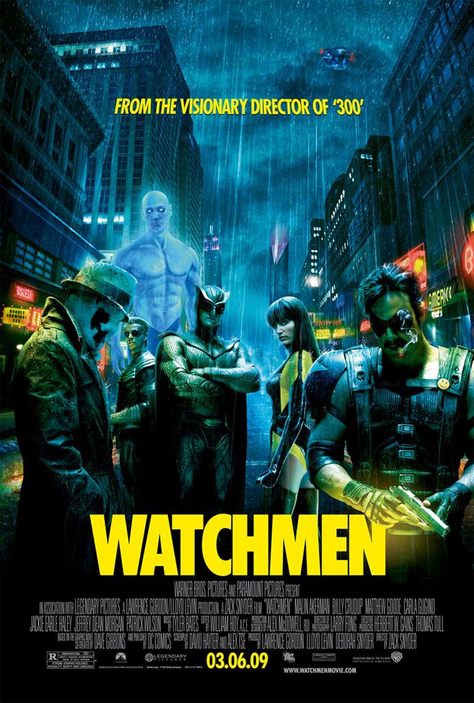 Người Hùng Báo Thù - Watchmen