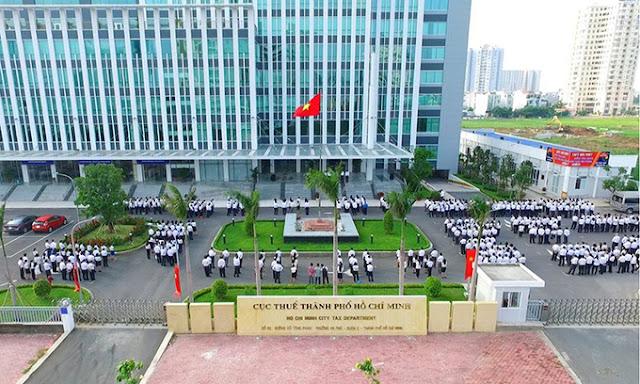 Cuc Thue TP HCM trien khai he thong dich vu thue dien tu eTax