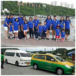 liburan keluarga ke bangkok sewa mobil murah