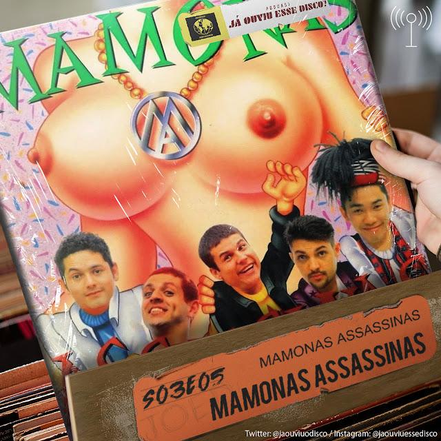 S03E05 Mamonas Assassinas (1995)