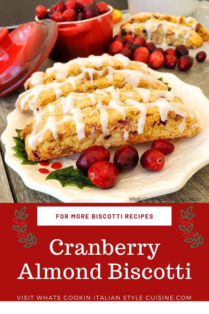 pin for later almond and cranberries wit orange biscotti