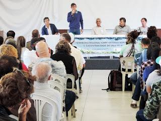 Agrofloresta foi tema de Seminário em Registro-SP