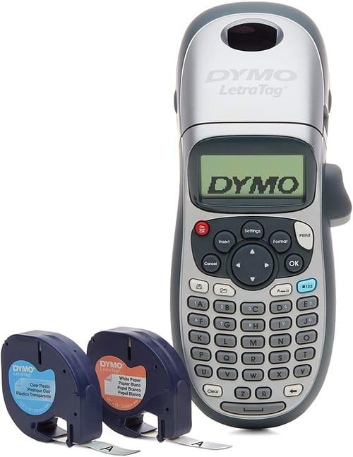 Review DYMO 21455 100H Plus Handheld Label Maker