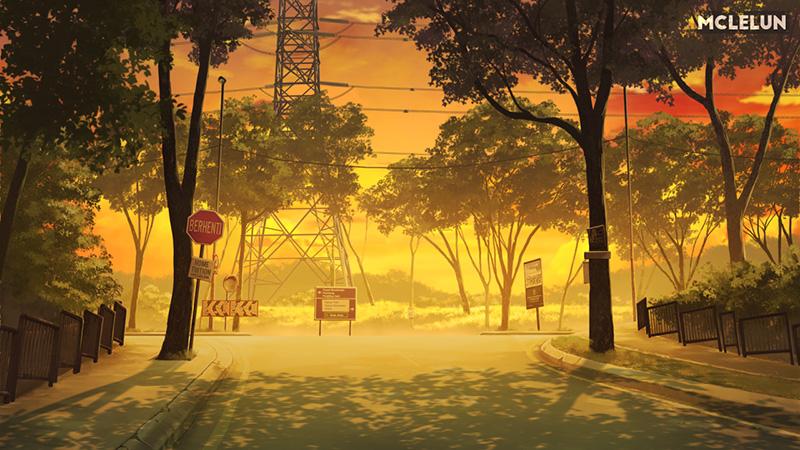 anime evening