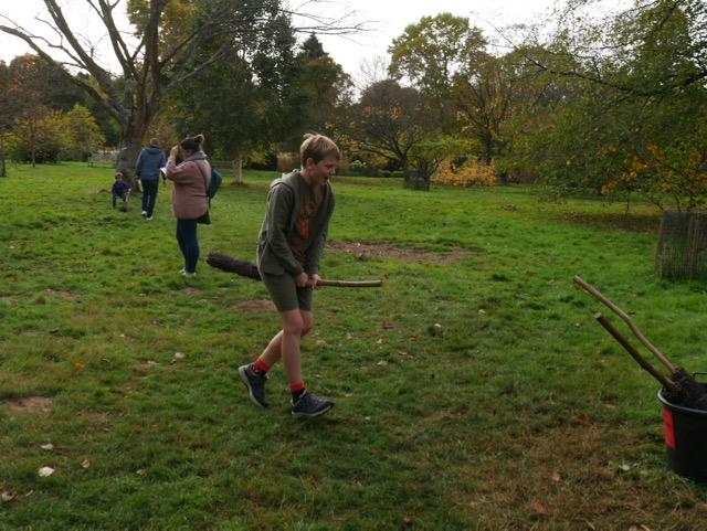 Hillier Gardens and Arboretum Halloween
