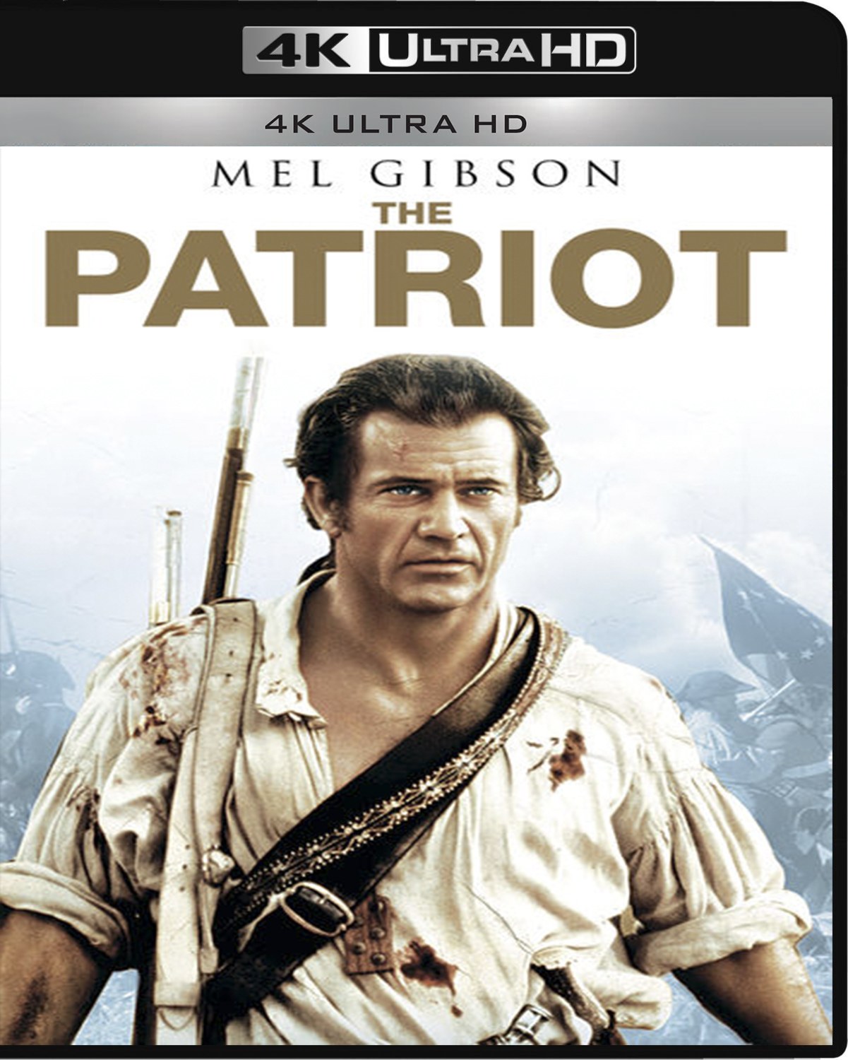 The Patriot [2000] [UHD] [2160p] [Latino – Castellano]