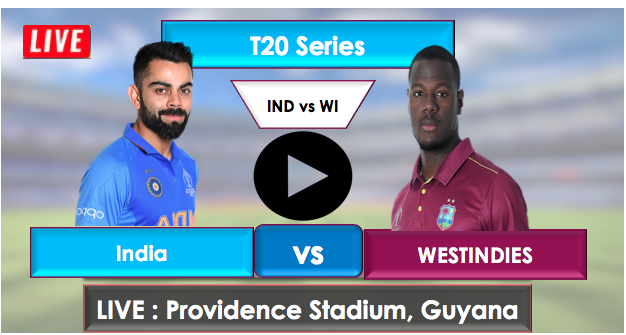 India vs WestIndies : Live Streaming Online free,India will bowl first