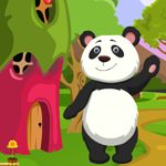 G4K Cute Panda Rescue Game