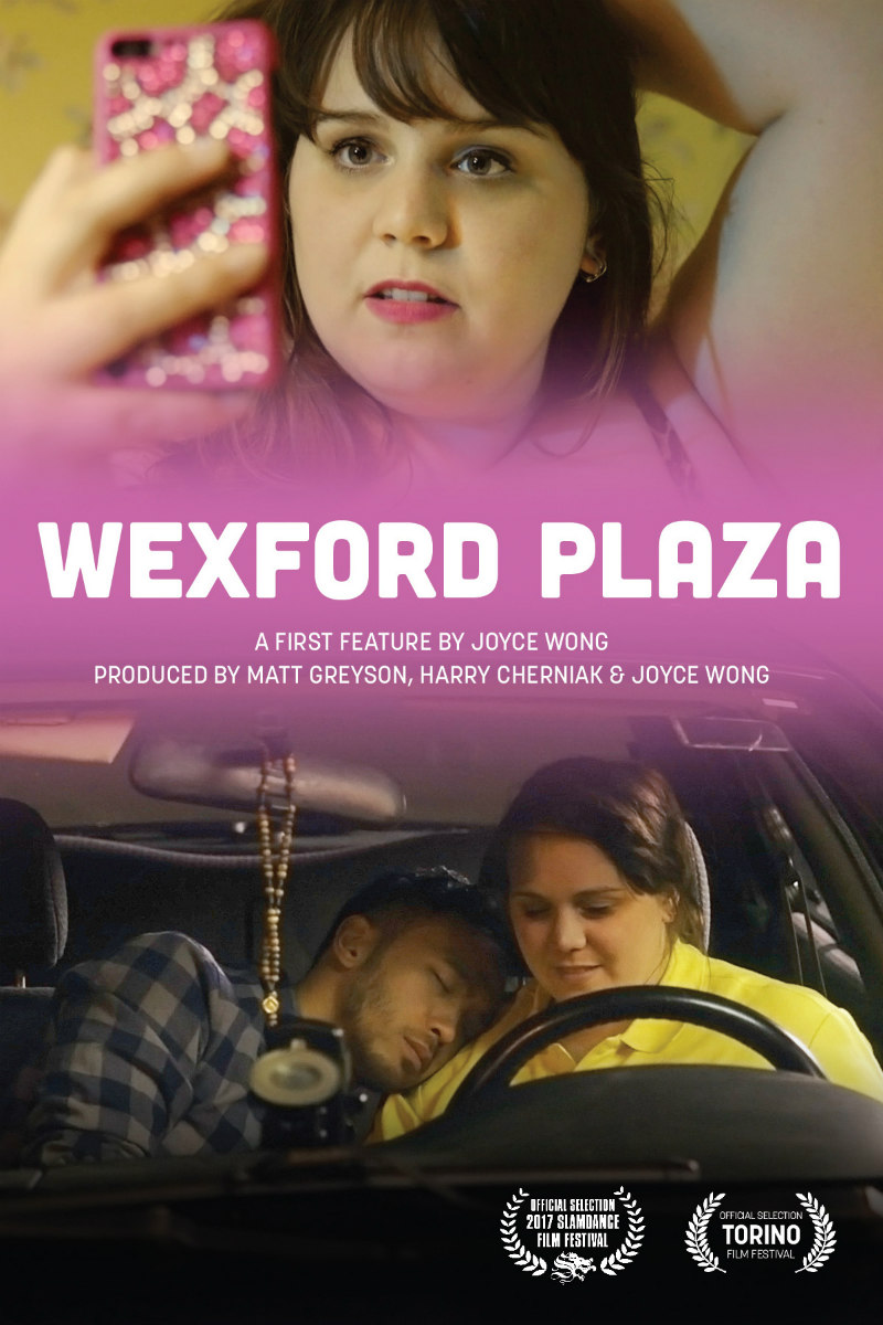 wexford plaza poster