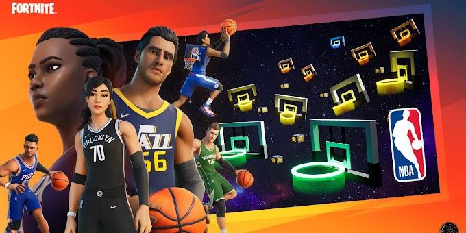 Fortnite: Como corrigir Visit NBA Creative Hub