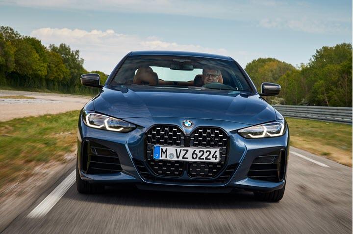 Bao nhiêu dòng xe BMW sẽ có lưới tản nhiệt quả thận khổng lồ?
