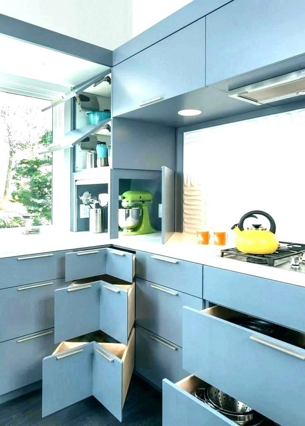 Matchless Design Idea of Kitchen - Mindblowing!!