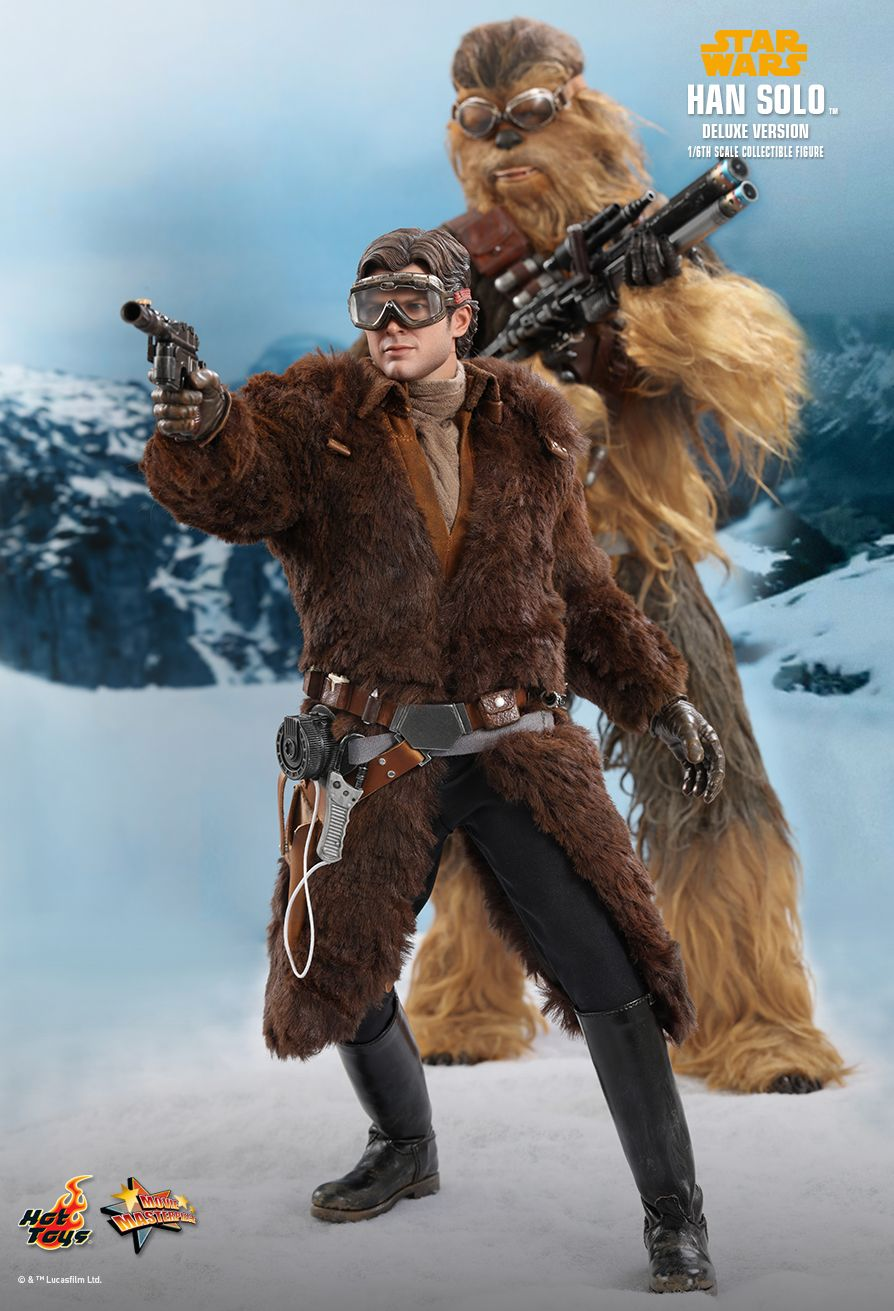 SOLO: A STAR WARS STORY - HAN SOLO (REGULAR & DX VERSIONS) 13