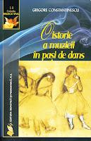 Coperta cartii O istorie a muzicii in pasii de dans