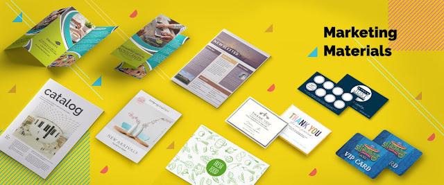 Desain Katalog Majalah yang Kekinian Hanya Ada di Uprint