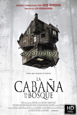 La Cabaña En El Bosque [2012] [Latino-Ingles] HD 1080P  [Google Drive] GloboTV