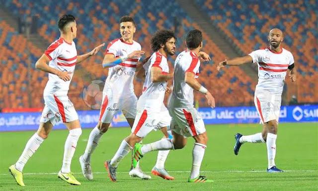 نتيجة مباراة الزمالك و بريميرو دي أوجوستو دوري أبطال إفريقيا اليوم 7 ديسمبر