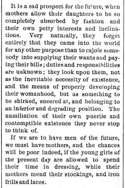 1865 youth fashion opinion