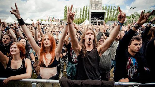 Festival metal europeo promete transmitir partidos mundial Rusia 2018