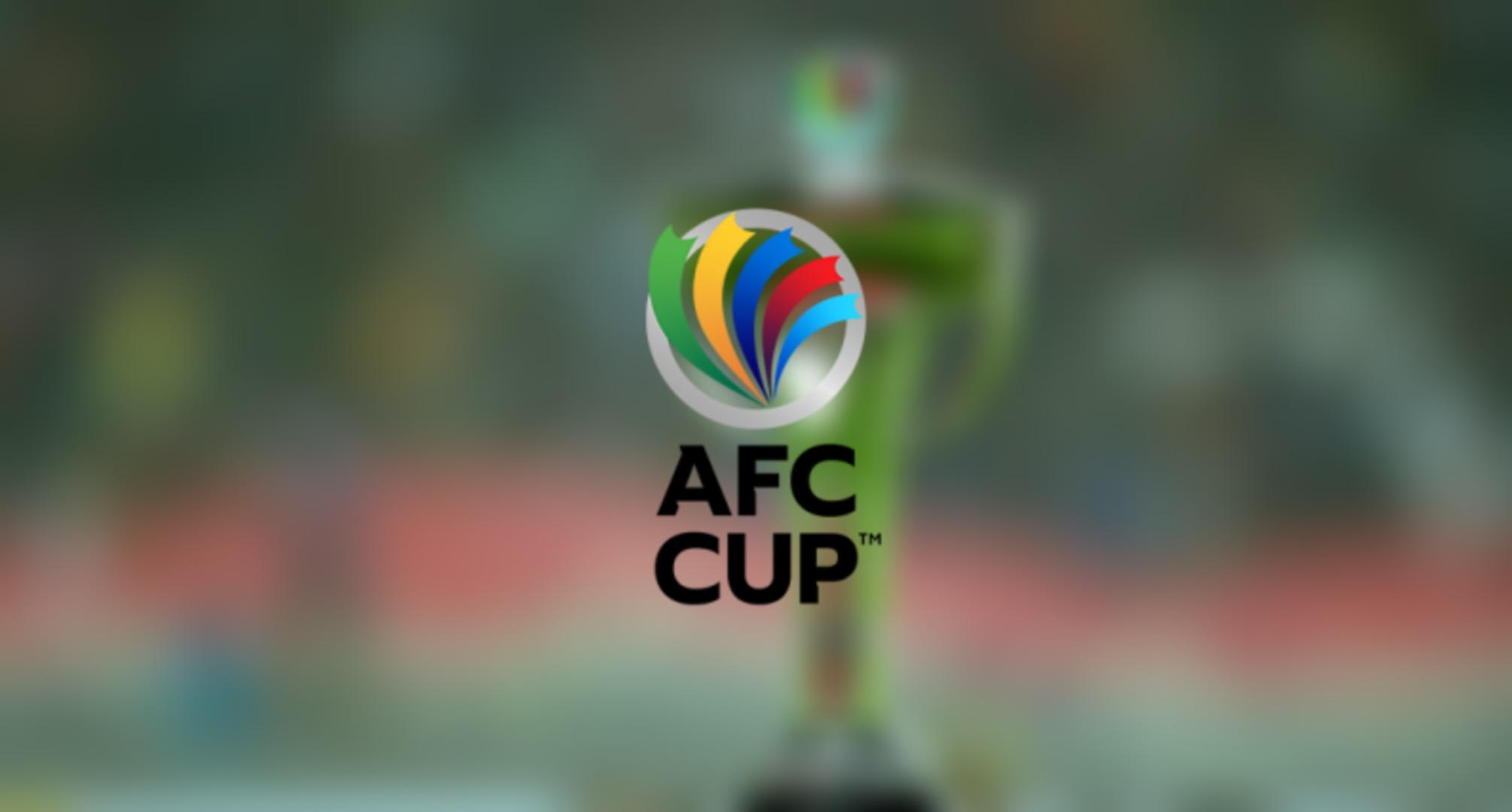 Jadual dan Keputusan AFC Cup 2021 (Kedudukan Carta)