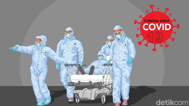 Jubir Gugus Tugas COVID-19 Langkat Wafat Usai Dirawat karena Positif Corona