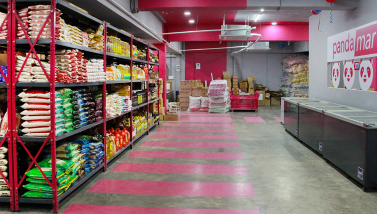 Grocery Delivery Foodpanda PandaMart