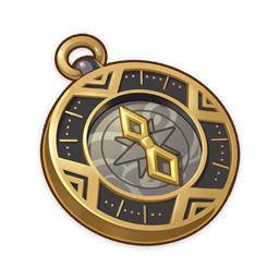 Geo treasure hunter compass