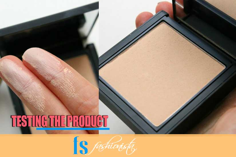 Testing NARS All Day Luminous Powder Foundation