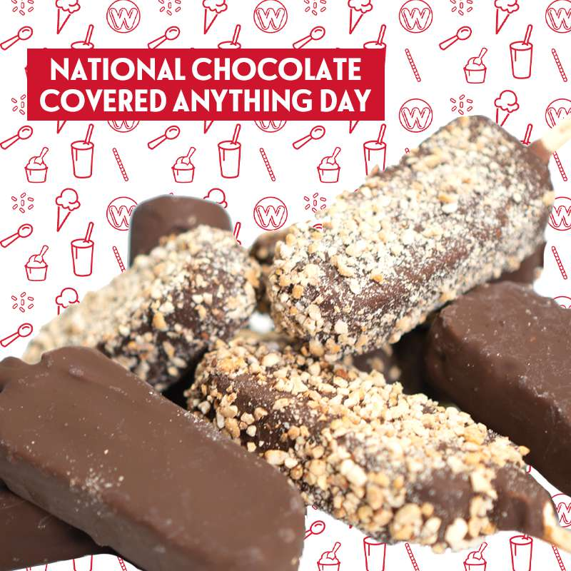 National Chocolate Covered Anything Day Wishes Images