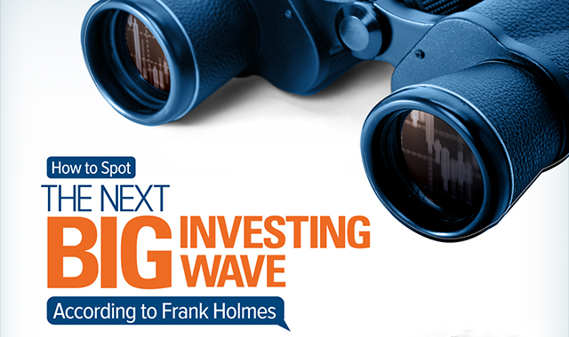 How to Spot the Next Big Investing Wave, According to Frank Holmes