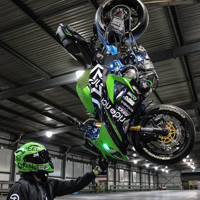 JB Stunts - Balance Point