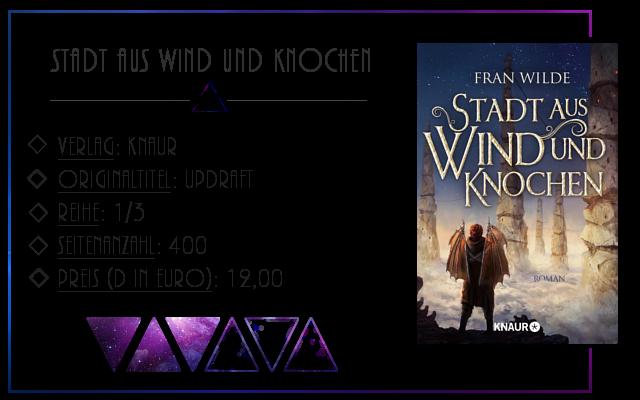 [Rezension] Stadt aus Wind und Knochen - Fran Wilde