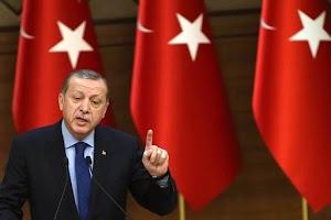Erdogan Minta Selandia Baru Beri Hukuman Mati Bagi Penembak di Masjid Christchurch