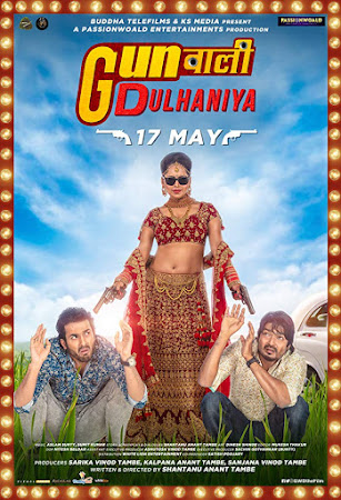 Watch Online Gunwali Dulhaniya 2019 Full Movie Download HD Small Size 720P 700MB HEVC HDRip Via Resumable One Click Single Direct Links High Speed At WorldFree4u.Com