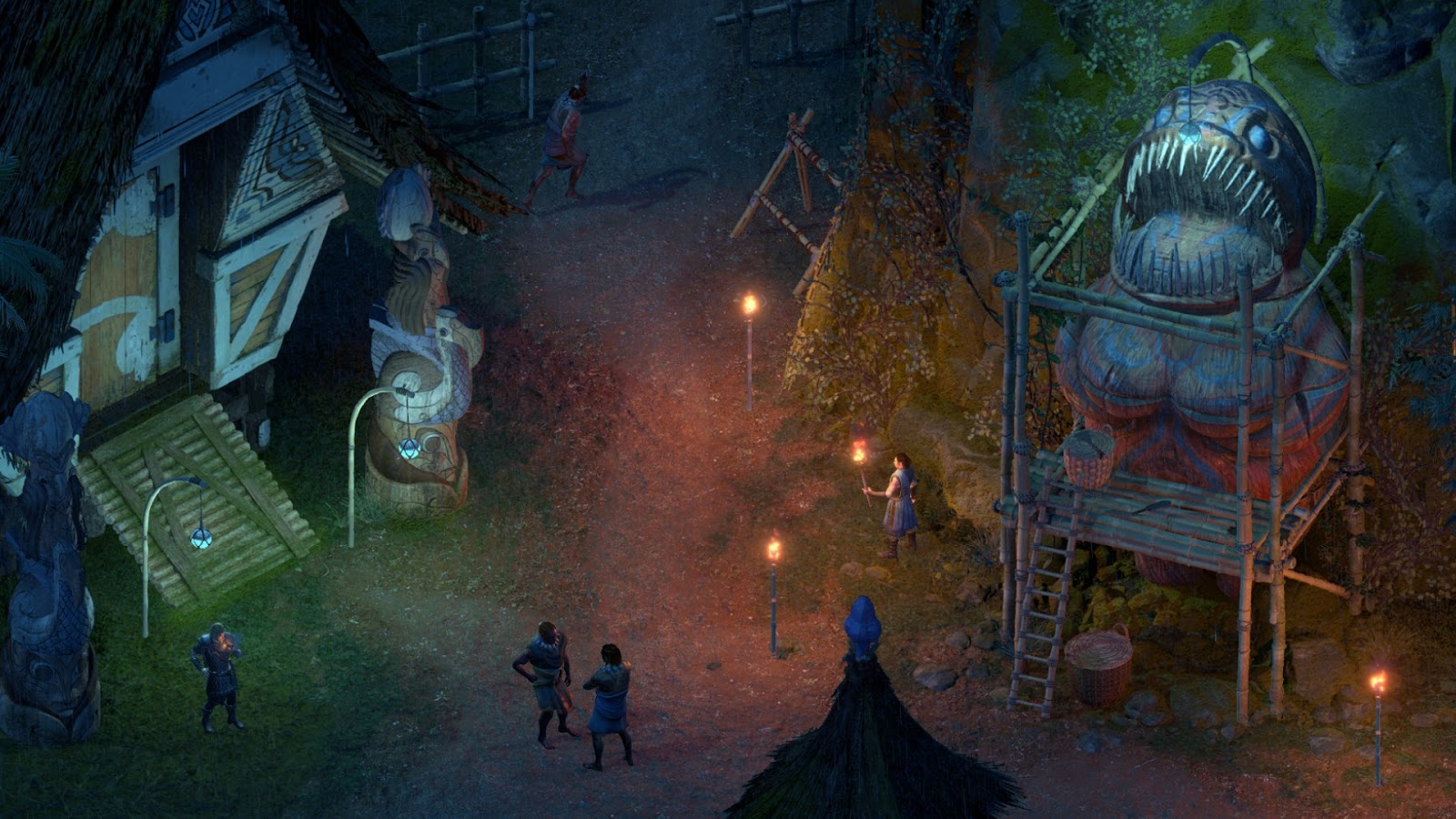 Pillars Of Eternity Wallpaper: Save Pillars Of Eternity 2 Deadfire HD Wallpapers