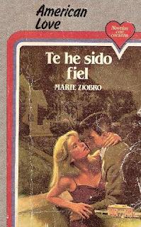 Marie Ziobro - Te He Sido Fiel