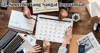 Merupakan Souvenir Yang Sangat Bermanfaat merupakan salah satu manfaat memberikan kalender sebagai souvenir promosi perusahaan