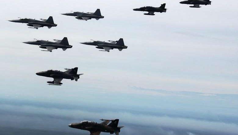 Angkatan Udara Indonesia dan Singapura Gelar Latihan Bersama