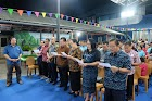 Bupati Rupinus Hadiri Perayaan Sukur Misa Perdana Pastor Aga Bersama Anak Asrama