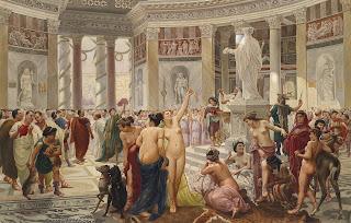 Ludi, spettacolo, passione e morte: le festività romane e il culto degli Dei - Visita guidata Roma