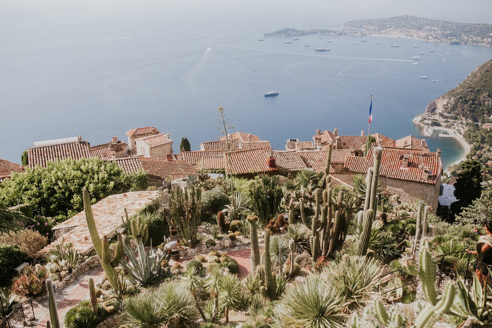 south of france eze nice st paul de vence villefranche sur mer