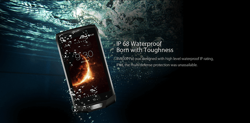 Blackview Launches BV8000 Pro Rugged Smartphone