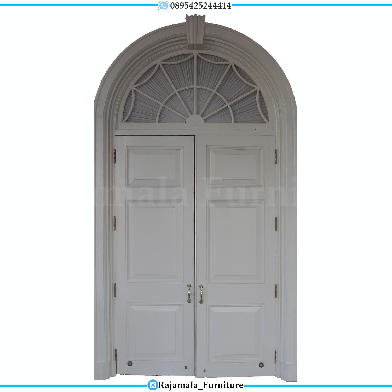 Best Sale Pintu Kusen Mewah Jepara Luxury Style Design RM-0206