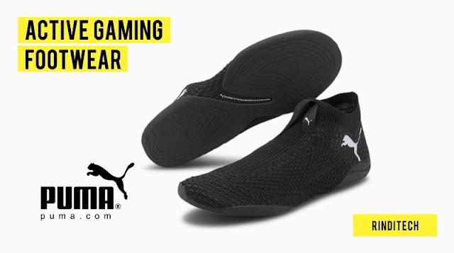 Sepatu Gaming PUMA Active Gaming Footwear Buat Gaya Doang?