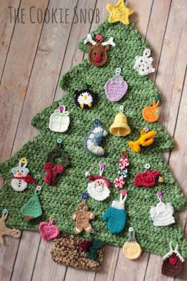 Enfeite de Natal de Crochê: 35 Modelos Lindos para se Inspirar