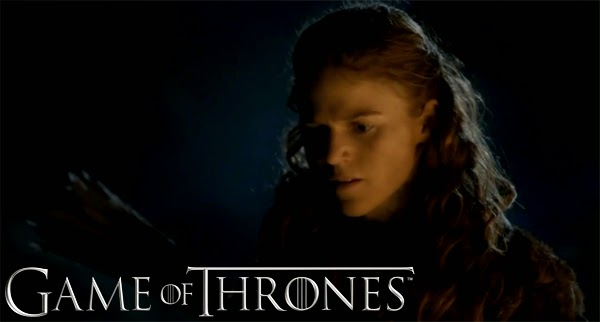 Ygritte in Game of Thrones Cap. 4x09