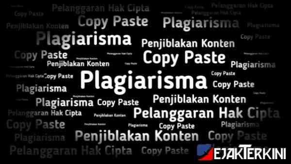 pengertian plagiarisme di dunia blogger
