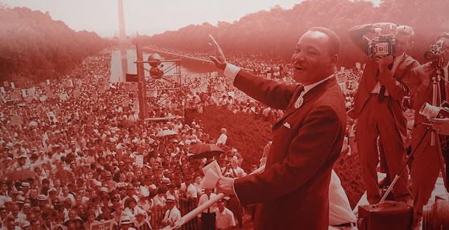 """Martin Luther King: """"I Have a Dream"""" (Eu Tenho Um Sonho)"""