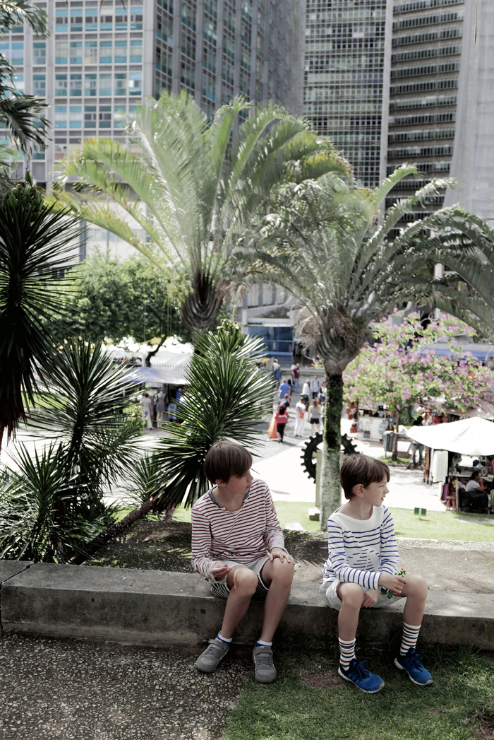 Brazil with kids - Rio