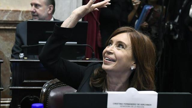 HRW: Cargos en contra de Cristina Fernández son sumamente endebles